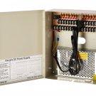 Monoprice 16 Channel CCTV Camera Power Supply - 12VDC 10Amps