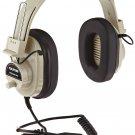 Califone 2924AVPV Deluxe Mono Headphones with Volume Control and Permanent