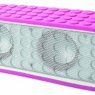 Proscan PSP258-PINK Wireless Bluetooth Portable Speaker (Pink) New