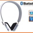 Stereo Bluetooth 3.0 Wireless Headphone Headset for iPad iPhone Galaxy S4 S3 HTC LG White