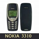 Original Nokia 3310 mobile phone GSM Refurbished Nokia Cell phone