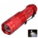 SingFire SF-117E Super Mini Zooming Torch Cree XP-E R2 3 Modes 180 Lumens 14500 LED White Flashlight