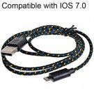 8pin Compatible with IOS7.0Charger Transfer Data Universal Cable
