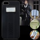 3 in 1 Practical Back Cover Case Bottle Opener Cigar Lighter for iPhone 5