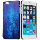 Forest Pattern Style Plastic Protective Case Cover for iPhone 6 Plus - 5.5 inches