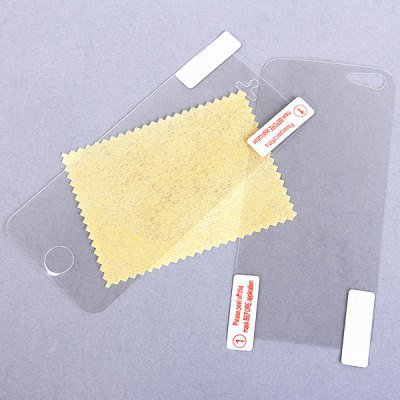 Super Anti-glare Front LCD Screen Protector Film for iPhone 5 - 2Pcs