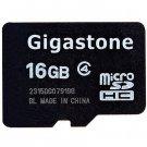 Topspeed 16GB Gigastone Micro SDHC Class4 Card