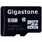 Topspeed 8GB Gigastone Micro SDHC Class4 Card