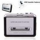 Portable Super USB Cassette Capture Convert Tapes to CD/MP3