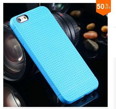 Silicone Case For Iphone 6 4.7'' Soft Back Cover (7)