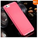 Flip Open Full Clear Case For Iphone 6  4.7inch Soft Transparent TPU Silicon (COLOR  3)