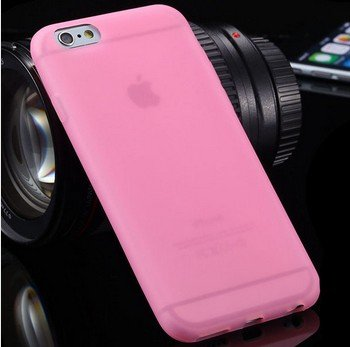 Super Soft Silicone Case For Iphone 6 4.7inch (COLOR  3)