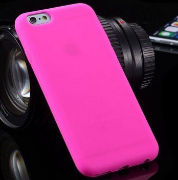 Super Soft Silicone Case For Iphone 6 4.7inch (COLOR  4)