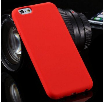 Super Soft Silicone Case For Iphone 6 4.7inch (COLOR  6)