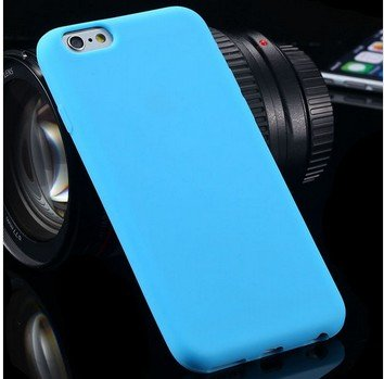 Super Soft Silicone Case For Iphone 6 4.7inch (COLOR  10)
