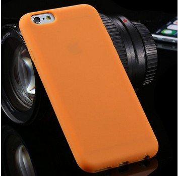 Super Soft Silicone Case For Iphone 6 4.7inch (COLOR  11)