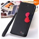 Fashion Cherry Heart Shape Full Case For Iphone 6 4.7 inch (COLOR1)