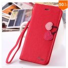 Fashion Cherry Heart Shape Full Case For Iphone 6 4.7 inch (COLOR   3)