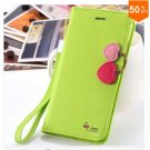 Fashion Cherry Heart Shape Full Case For Iphone 6 4.7 inch (COLOR   4)