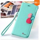 Fashion Cherry Heart Shape Full Case For Iphone 6 4.7 inch (COLOR   65)