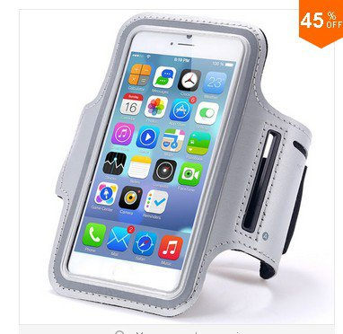Waterproof Sport Armband Case for iphone 6 4.7'' (color  10)