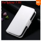 Photo Frame Flip PU Leather Cover Case For Iphone 5 5S  ( COLOR 5
