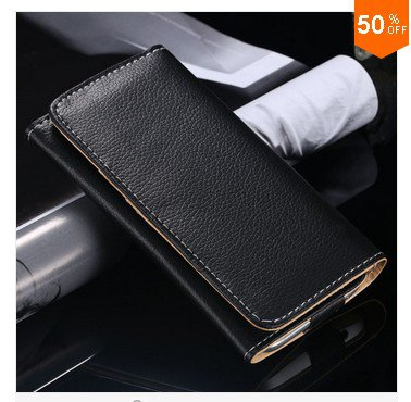 Litchi Structure Case for Samsung Galaxy S3 S4 S5 Leather Cover for iphone 4 4s 5 5s  (color 1