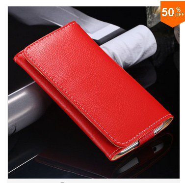 Litchi Structure Case for Samsung Galaxy S3 S4 S5 Leather Cover for iphone 4 4s 5 5s  (color 5