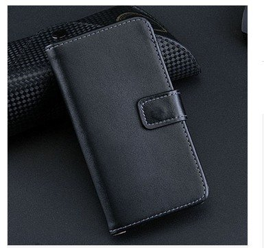 Korean Style Flip Genuine Leather Case for Ipod Touch 5