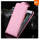 New Coming Flip  Case For Iphone 6   5.5''  PU Leather Phone Shell With Smart Buckle (color 5