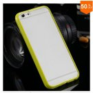 Mat PC + TPU Clear Case For Iphone 6 4.7'' Cover Transparent Back   (color 8