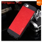 New! Luxury Metal Brush Case for iphone 4 4s 4g    (color 3