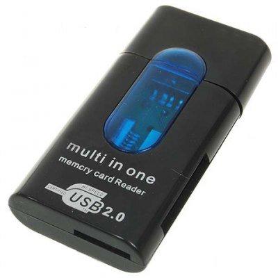 USB 2.0 SD / M2 / MS / TF Card Reader