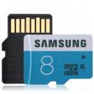 8GB Samsung C6 TF / Micro SDHC Memory Card 24MB/s Transfer Speed