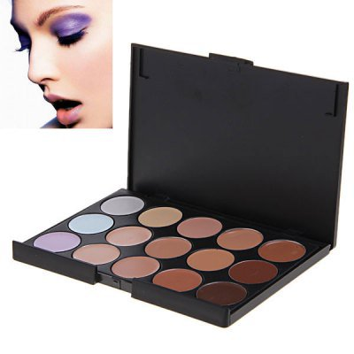 15 Colors Flawless Skin Protection Concealer for Blemishes Dark Circles