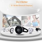 Wireless Bluetooth Earphone Bluetooth V3.0+EDR Headset with Mic for Smartphone Tablet PC