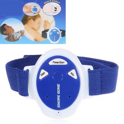 New Wrist Infrared IT Snore Stopper Electric Bio-sensor for Eliminating Snores
