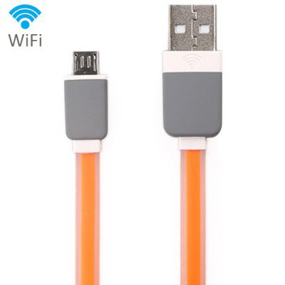 Full Function 3 in 1 360 Data Transfer Charging Cord with WiFi Wireless Router Function