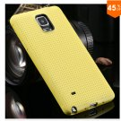 Soft Case For Samsung Galaxy Note 4 IV 5.7'' Cover!  ( COLOR  YELLOW