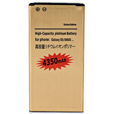 High Capacity 3.8V 4350mAh Battery for Samsung Galaxy S5 i9600 SM-G900
