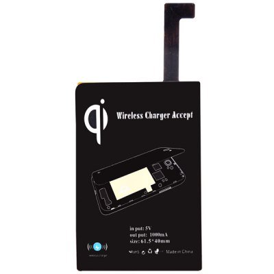 Qi Wireless Charging Receiver Module for Samsung Galaxy Note4 N9100