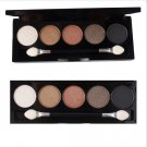 5 Color Makeup Eye Shadow Powder Eyeshadow Cosmetic Palette Set #54855