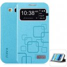 KAKU Practical PC and PU Cover Case for Samsung Galaxy S3 i9300  blue