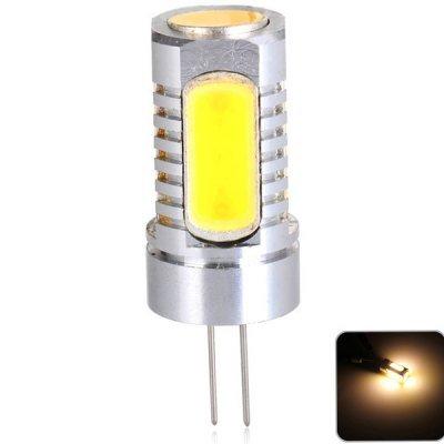 Sencart 1pc G4 Warm White 7.5W Light Car Reading Lamp Decorative Light