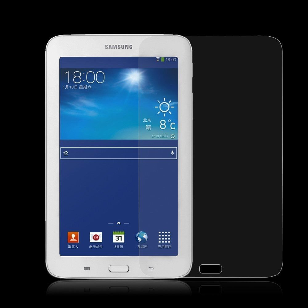 """Clear Screen Protector Film For Samsung Galaxy Tab 3 Lite 7.0 7"""" T110 T111"""