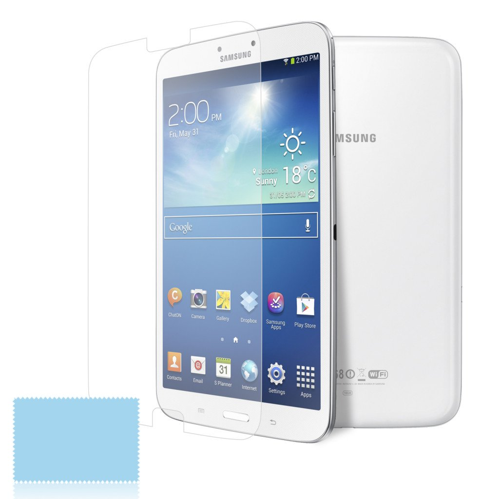 1x New Ultra Clear Screen Protector Guard Film for Samsung Galaxy Tab 3 8.0 T310