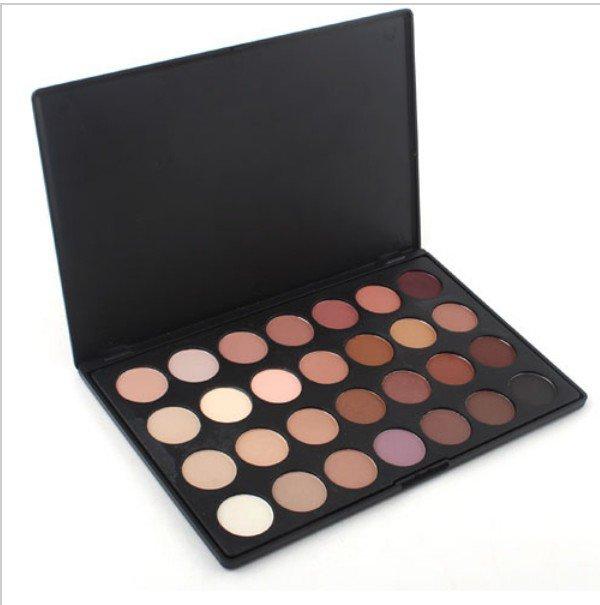 Neutral Warm Eyeshadow Palette Eye Shadow(28 COLORS) #2548