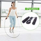 Aerobic Exercise Skipping Jump Rope Adjustable Bearing Speed Fitness #06#64078