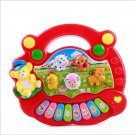 Baby Kid Musical Educational Animal Farm Piano Music Toy Developmental #32850