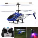 Syma S107G 3.5 Channel Remote Control Alloy Frame RC Helicopter LED Light w/Gyroblue